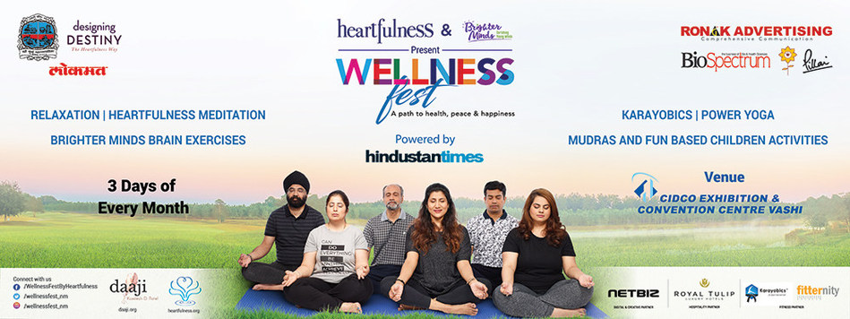 All you need to know about the Wellness Fest (PRNewsfoto/NetBiz Systems Pvt. Ltd.)