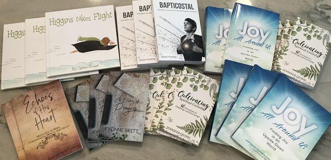 """Christian Book Publisher Kingdom Winds Publishing is a """"Hybrid Indie Publisher"""" that uses a partnership approach. The publisher is affiliated with the groundbreaking multimedia digital publishing and marketplace platform, Kingdom Winds, which features the works of the Kingdom Winds Collective."""