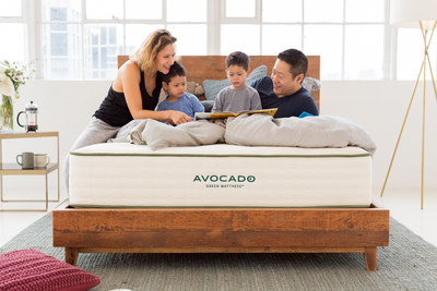 Avocado Green Mattress Honors Memorial Day With Savings On Eco-Conscious Mattresses, Pillows & Bed Frames