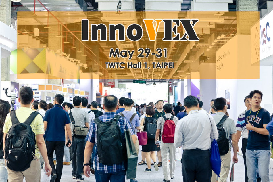 InnoVEX returns from May 29-31, 2019 with more startups and networking programs
