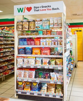 7-Eleven, Inc. is launching a new wave of food and beverages in 125 Los Angeles-area stores from an exclusive list of breakout brands. Almost 100 new better-for-you items were hand-selected by 7-Eleven from 31 up-and-coming companies for the test.