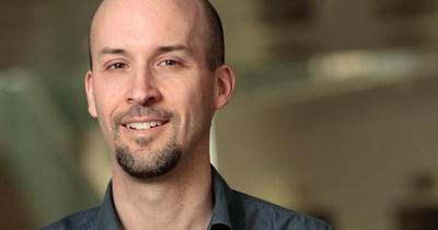 Nicolas Bélanger, professeur au Département Science et Technologie (Groupe CNW/Université TÉLUQ)