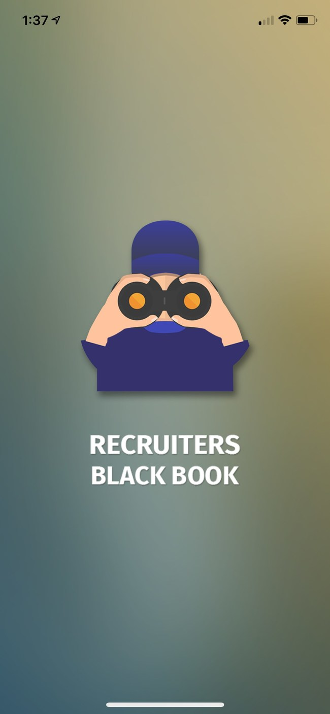The Recruiters Black Book ' currently available on the