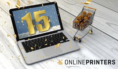 Hace 15 años se fundaba la imprenta online Onlineprinters. El punto de partida fue el lanzamiento de la tienda online alemana. Hoy la empresa abastece a más de un millón de clientes en 30 países de Europa.