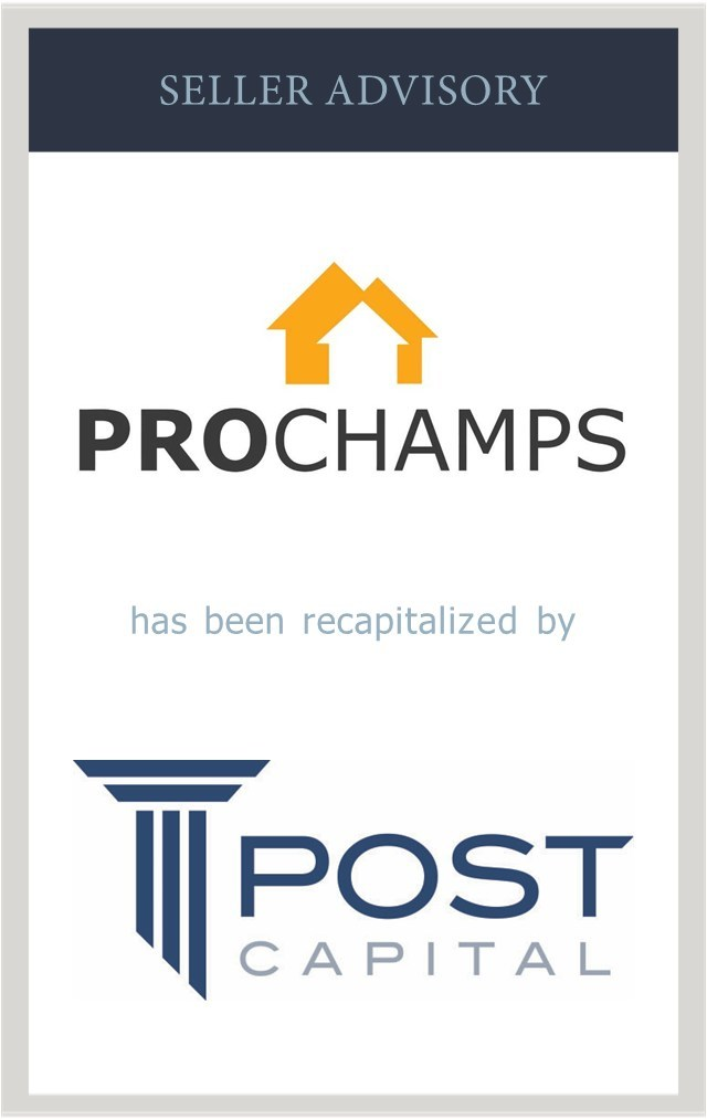 XLCS Partners advises PROCHAMPS in recapitalization by Post Capital Partners
