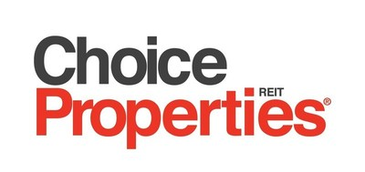Choice Properties Real Estate Investment Trust (CNW Group/Choice Properties Real Estate Investment Trust)