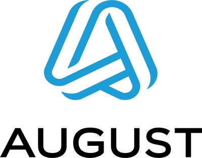 August Electronics Inc. re-branded logo. (CNW Group/August Electronics)