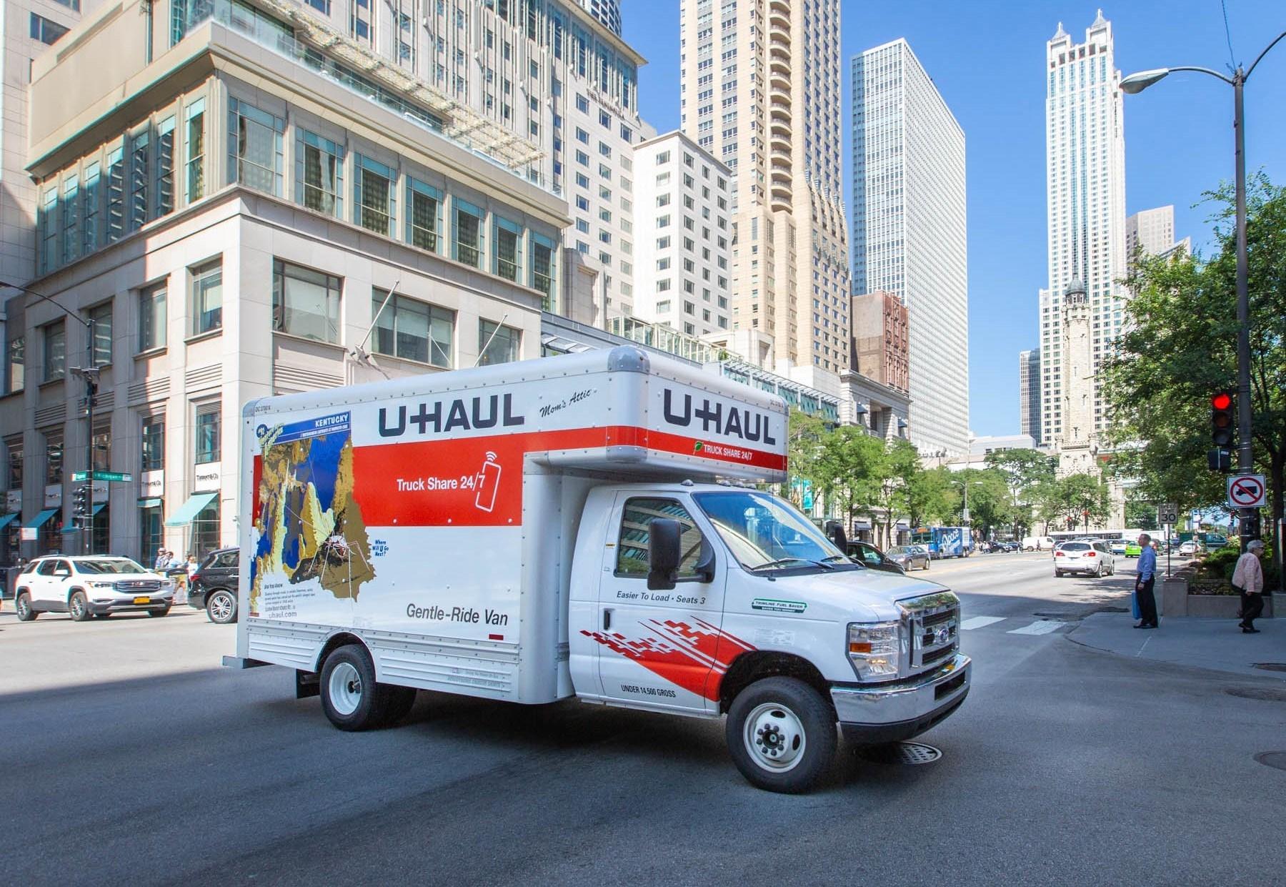 Uhaul truck rental brooklyn