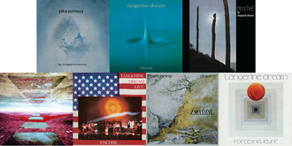 TANGERINE DREAM -7 CLASSIC ALBUMS REMASTERED AND REISSUED ON CD JUNE 14, 2019