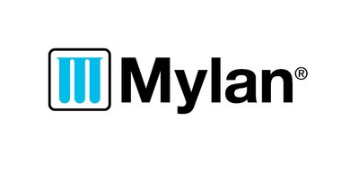 Mylan logo without a tagline