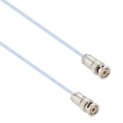 MilesTek Introduces RoHS and REACH Compliant M17/176-00002, High-Temp MIL-STD-1553B Cables