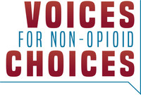 (PRNewsfoto/Voices for Non-Opioid Choices)