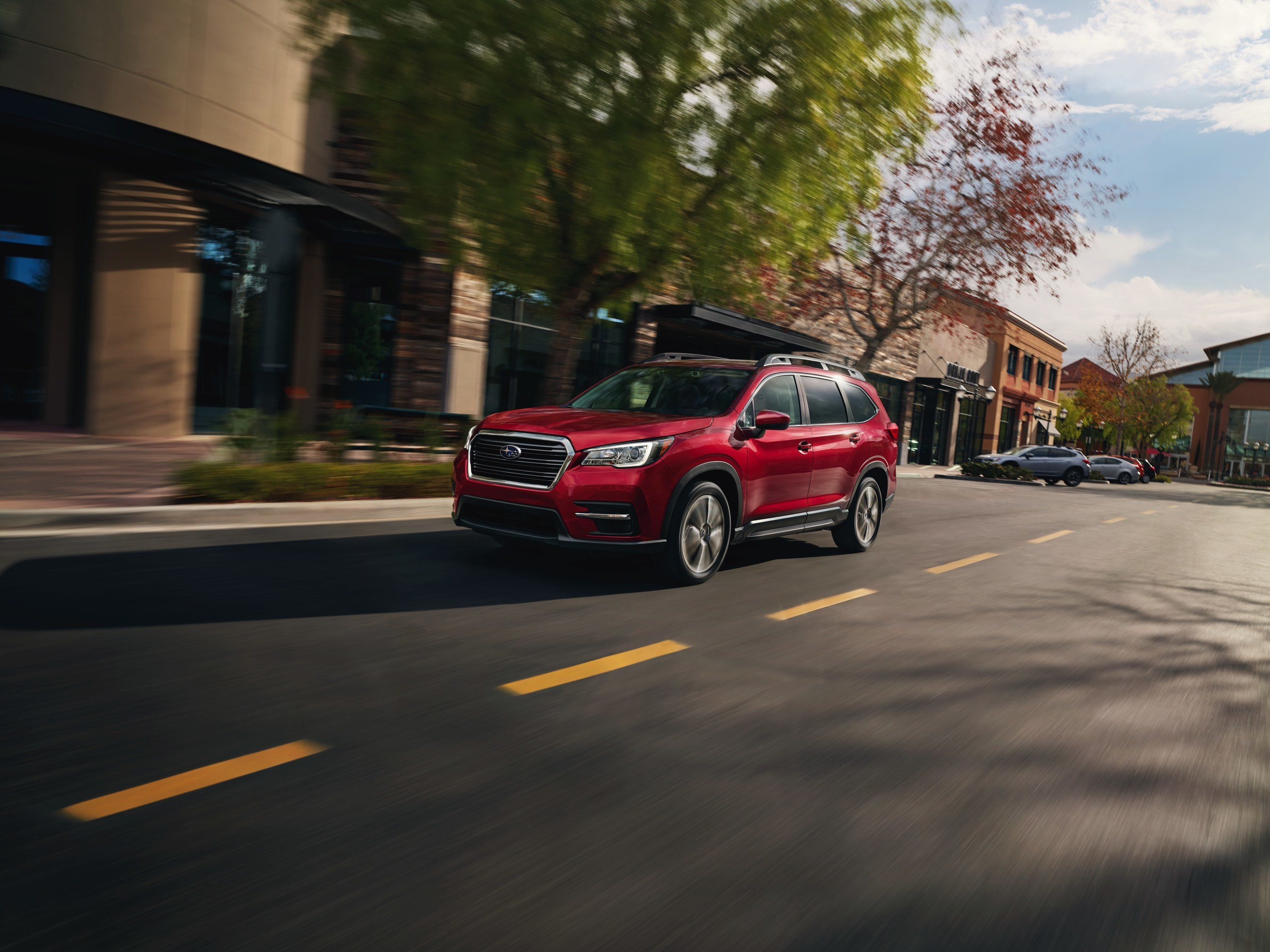 Subaru of America® Announces Pricing On 2020 Ascent 3-Row SUV
