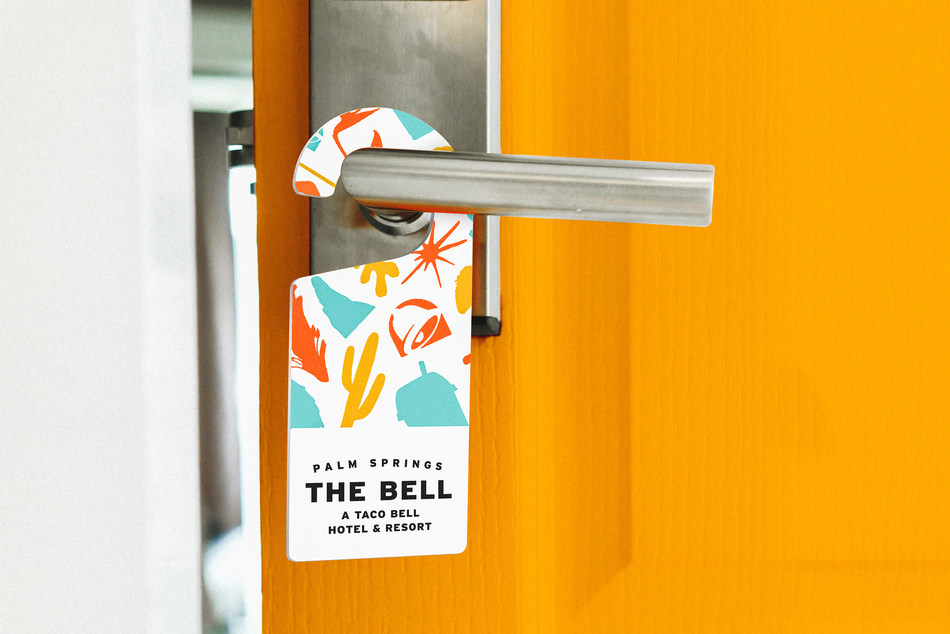 Everything from guest rooms to breakfast and poolside cocktails will be infused with a Taco Bell twist as The Bell: A Taco Bell Hotel and Resort opens August 2019.