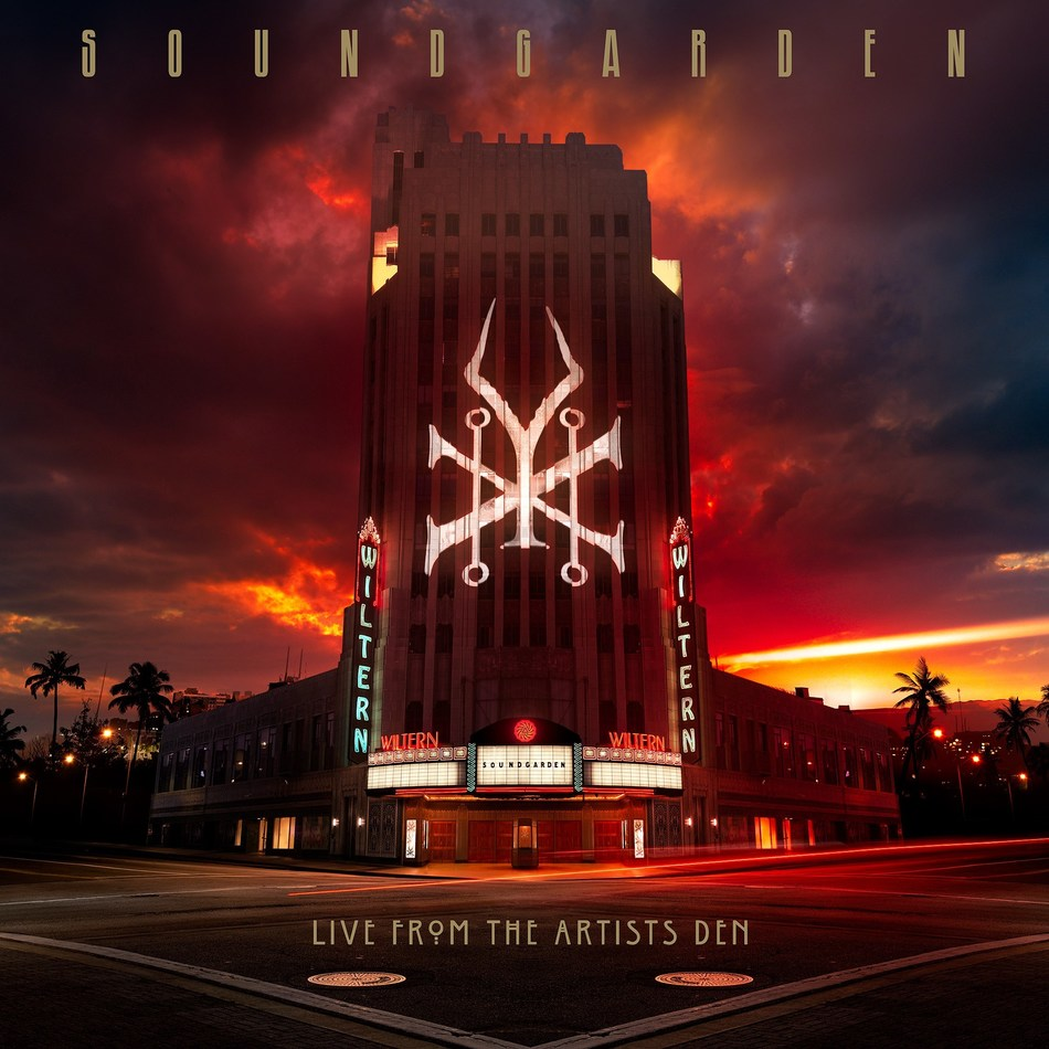 SOUNDGARDEN ALONG WITH THE CHRIS CORNELL ESTATE, ARTISTS DEN AND UME ANNOUNCE RELEASE OF LIVE FILM, ALBUM AND IMMERSIVE EVENTS FOR SOUNDGARDEN: LIVE FROM THE ARTISTS DEN