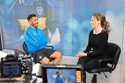 """MegaTV estrena el documental """"Fútbol Argentino, Historias de Pasión y Fanatismo"""" de Natalia Denegri en los Estados Unidos"""