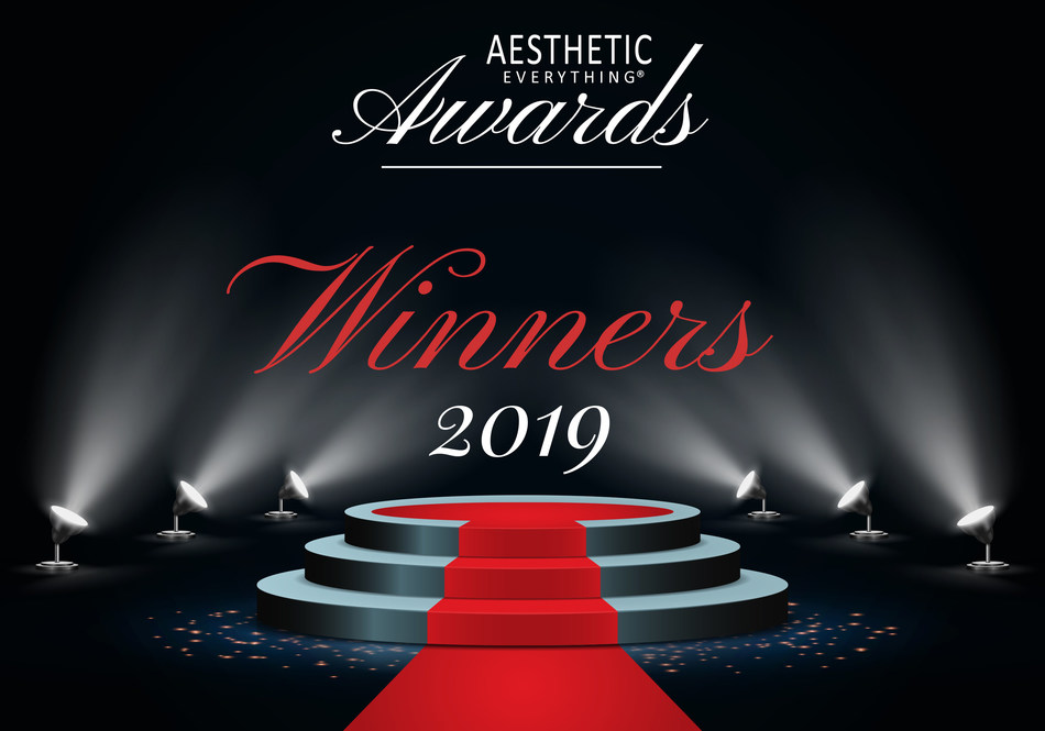 Aesthetic Everything® Announces the Winners in the 2019 Aesthetic and Cosmetic Medicine Awards