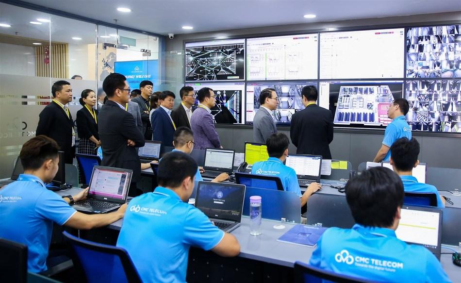 CMC Telecom's Data Center (Vietnam)