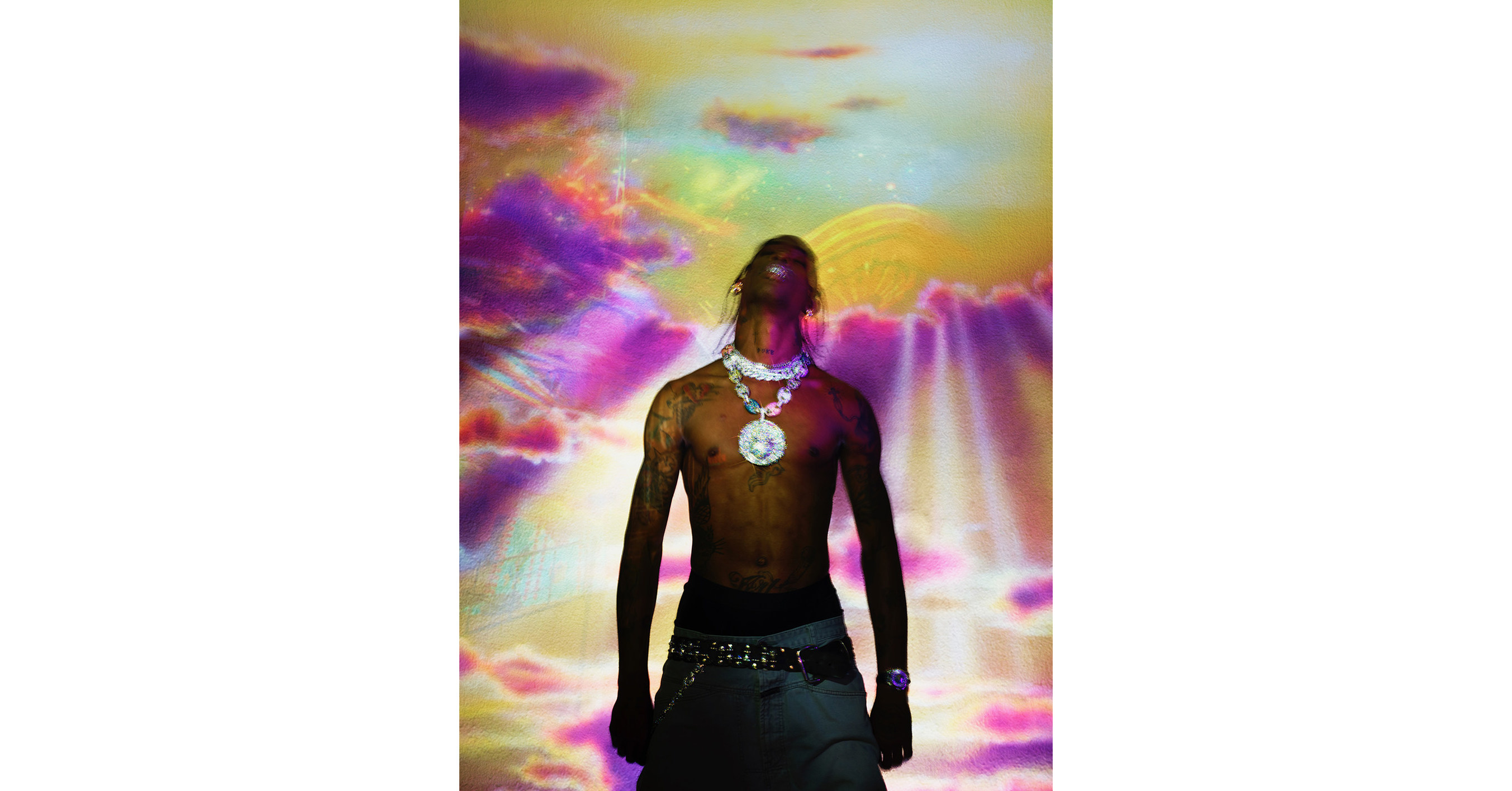 e762fccc5bac Hip Hop Superstar Travis Scott to Headline Friday Night Yasalam After-Race  Concert at 2019 Abu Dhabi Grand Prix