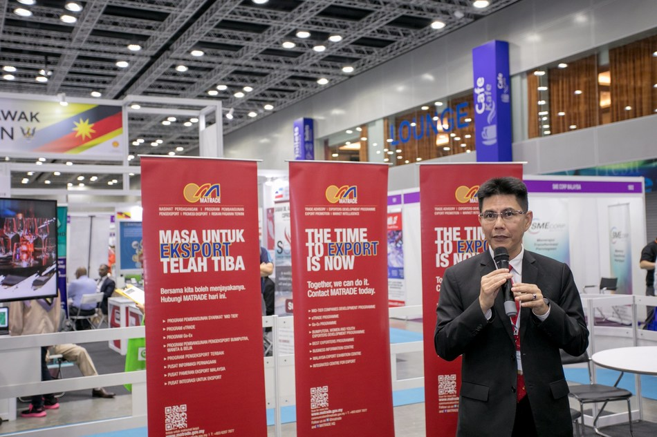 The International Sourcing Programme (INSP) organised by MATRADE provides a platform for Malaysian companies to meet Oil & Gas international buyers from various countries