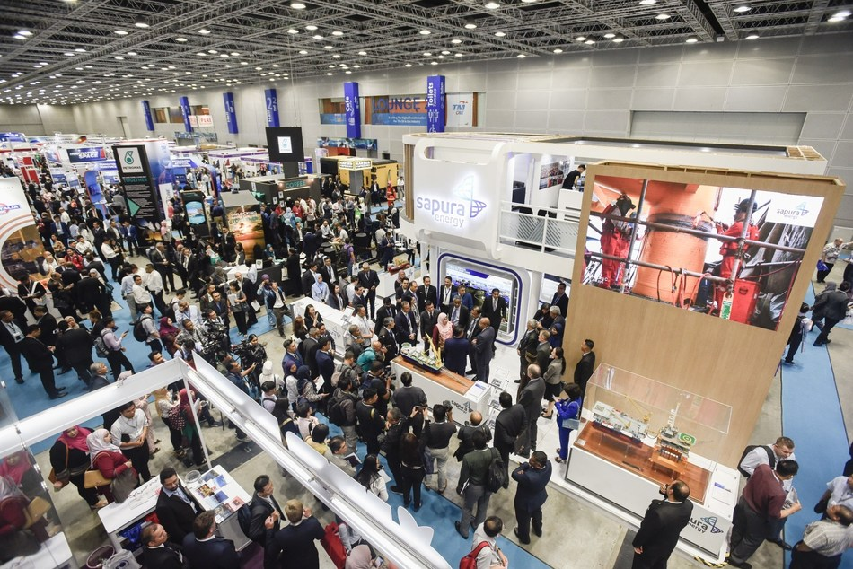 Billed as the region's largest Oil & Gas show, OGA 2019 will involve 2,000 participating companies from 60 countries / regions and 11 international pavilions