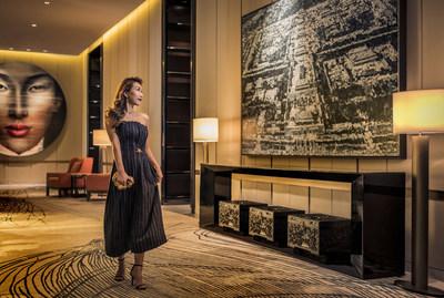 The Waldorf Astoria Beijing presents Fivebulous Anniversary Gala