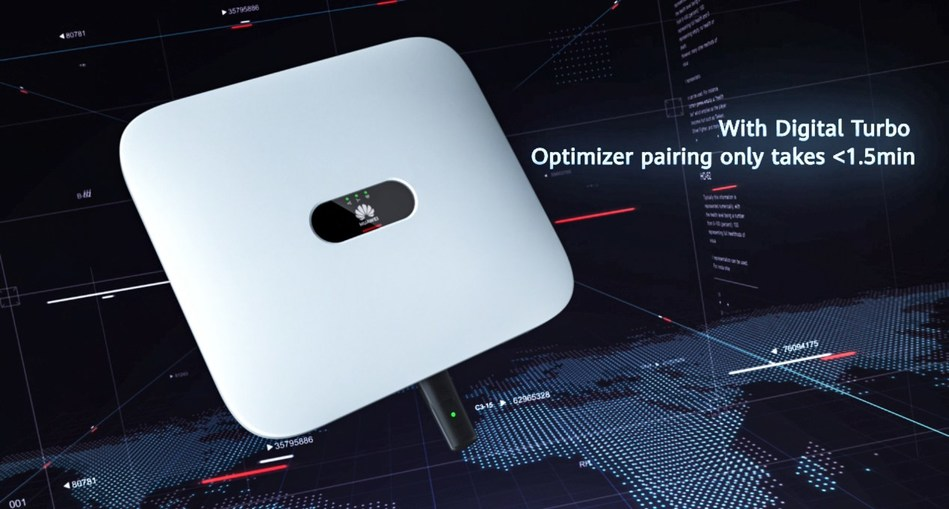 Huawei Wins Intersolar AWARD at Intersolar 2019