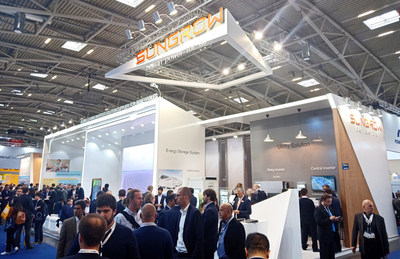 Sungrow Booth at Intersolar Europe 2019