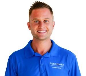 SunPower by Stellar Solar Senior Energy Consultant Robert Hairfield