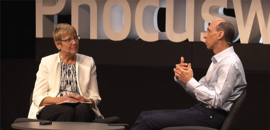 Dana Dunne interviewed at Phocuswright Europe Conference