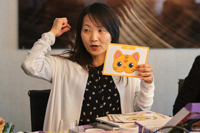 Dr. Yuuko Uchikoshi Tonkovich reviews Badanamu's current learning program.