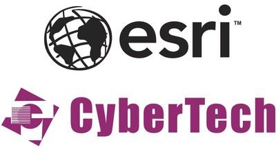 Esri+CyberTech