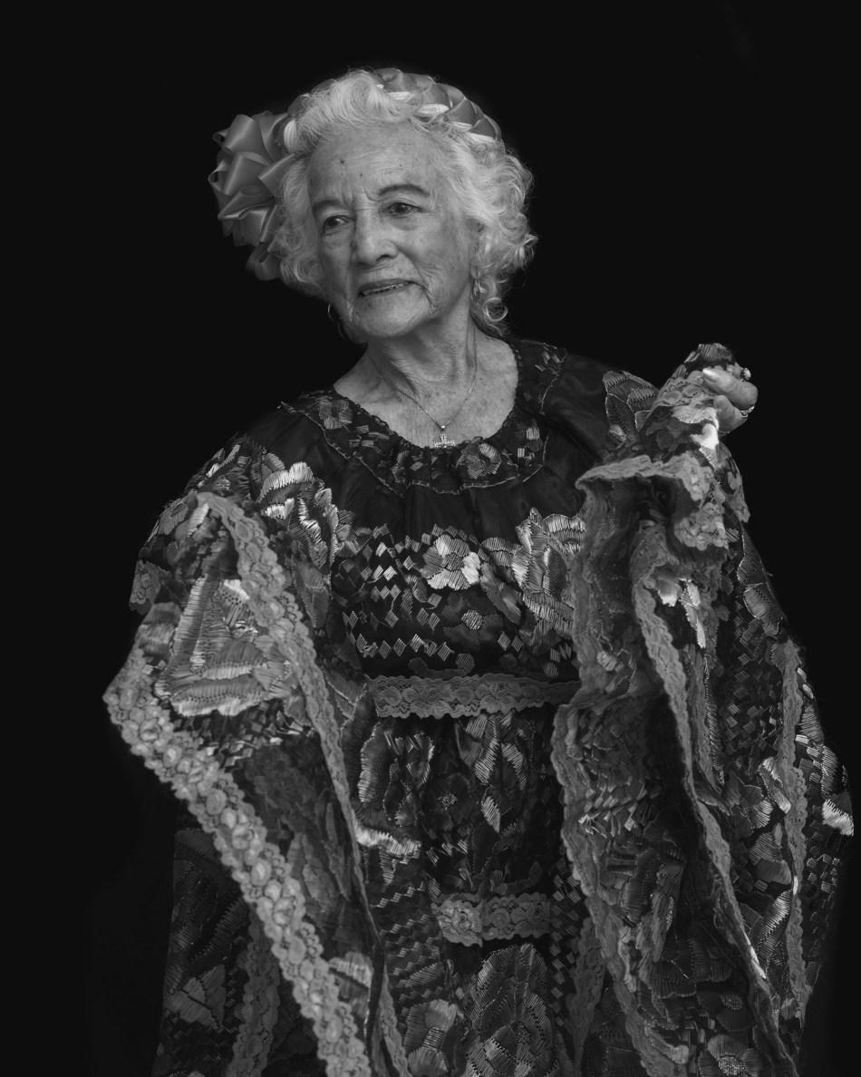 Miembro de SCAN, Alta Regalado, 100 años