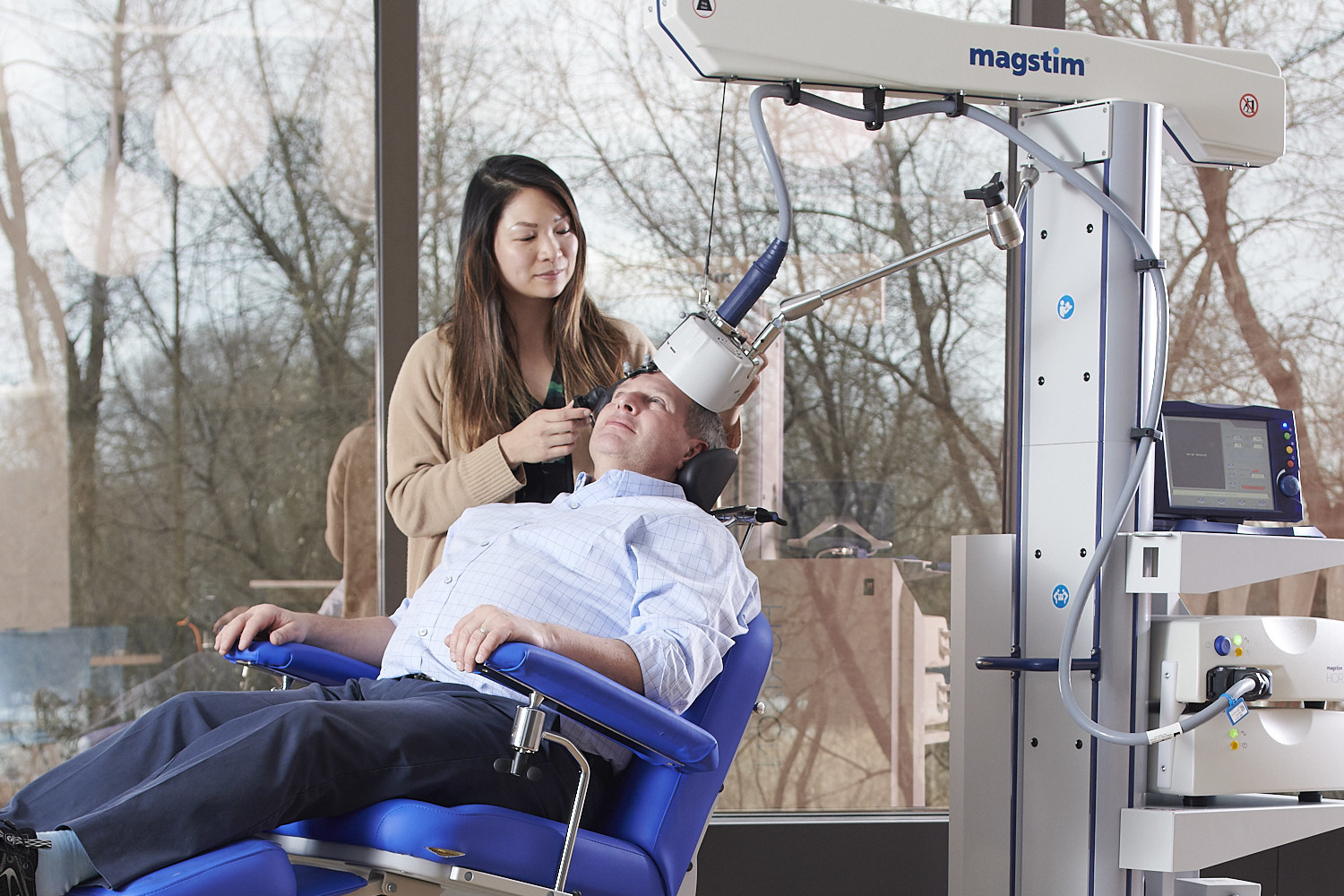 StimGuide by Magstim:  The First Clinical TMS Navigation System to Receive 510K Clearance