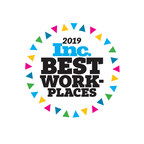 Kuali Listed Among Inc. Magazine's 2019 Best Workplaces