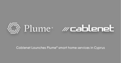 Cablenet Launches Plume® smart home services in Cyprus