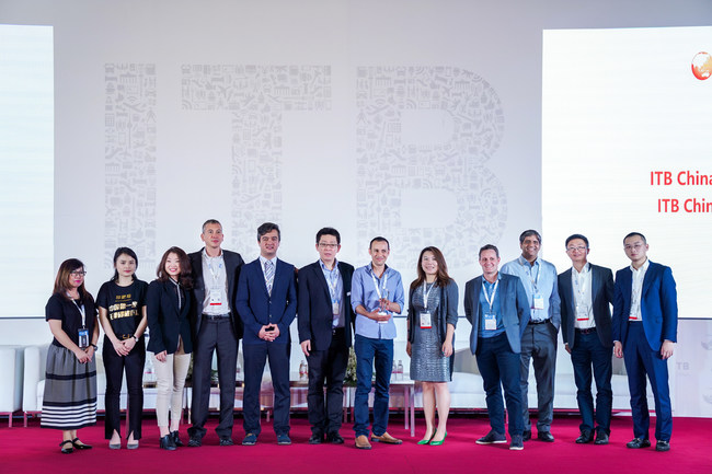 SeeVoov Wins the ITB China 2019 Tourism Innovation Startup Awards. Credit: TravelDaily China