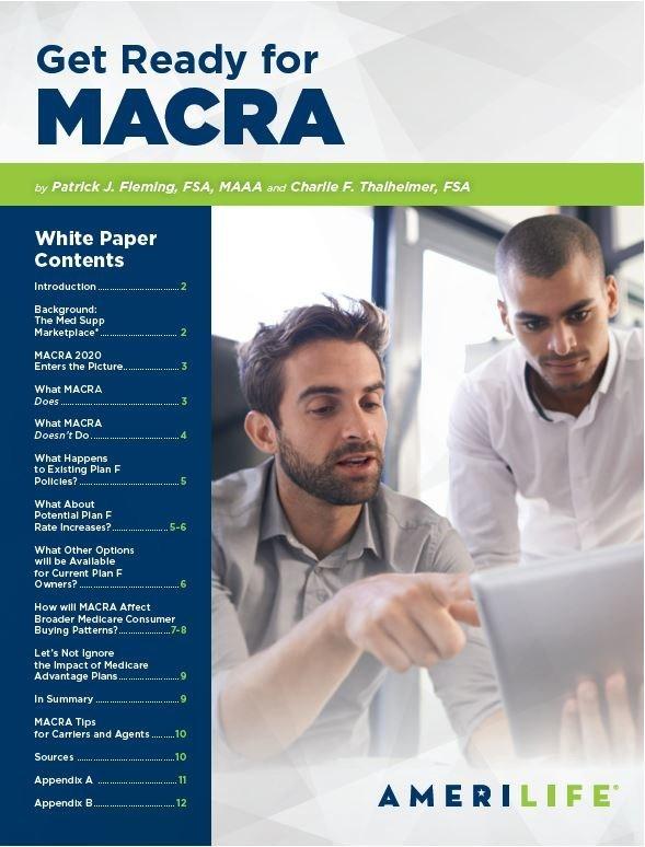 AmeriLife MACRA 2020 White Paper