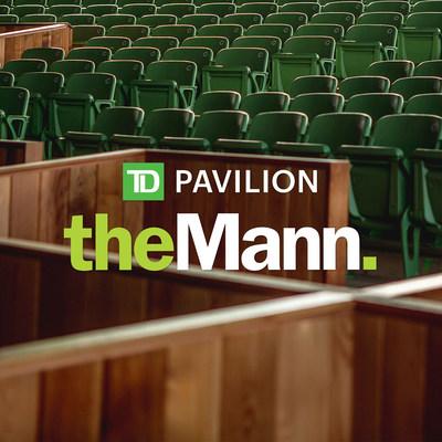 TD Pavilion at the Mann