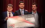 Acoustic Wells wins 2019 MIT $100K Entrepreneurship Competition