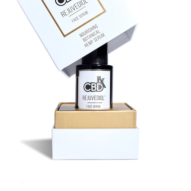 CBD Oil Face Serum