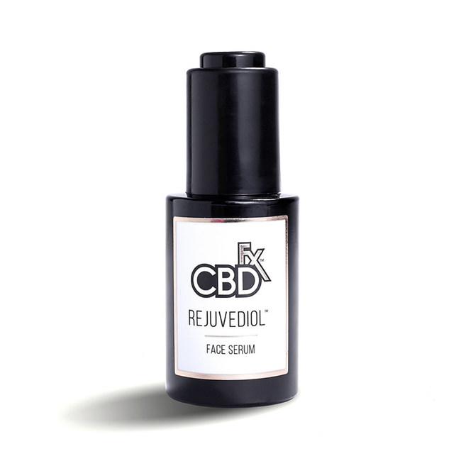 CBDfx Unveils New CBD Oil Face Serum (Rejuvediol™)