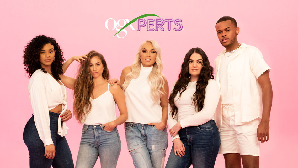 OGXperts is a select group of top-tier beauty personalities OGX has long-standing relationships with, including Kandee Johnson, Franchelli Rodriguez, Julia Salvia and celebrity hairstylist brand ambassadors Kahh Spence and Jillian Halouska.