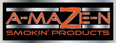 A-MAZE-N Smokin' Products Logo