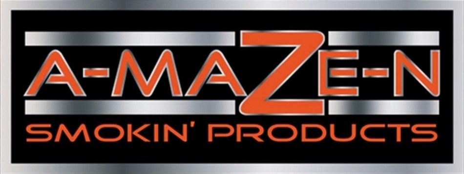 A-MAZE-N Smokin' Products Logo
