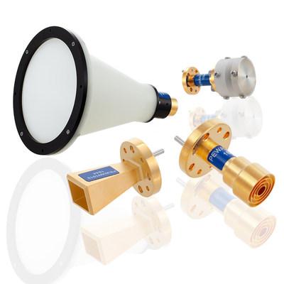 Pasternack推出频率高达220 GHz的新型毫米波波导天线