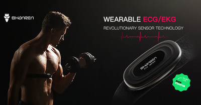 SHANREN Launches BEAT 20 - Top Reliable & Detailed ECG Heart Rate Tracker