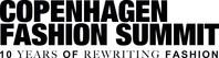 Copenhagen Fashion Summit 2019
