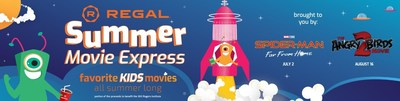 Climb aboard the Summer Movie Express and enjoy $1 movies