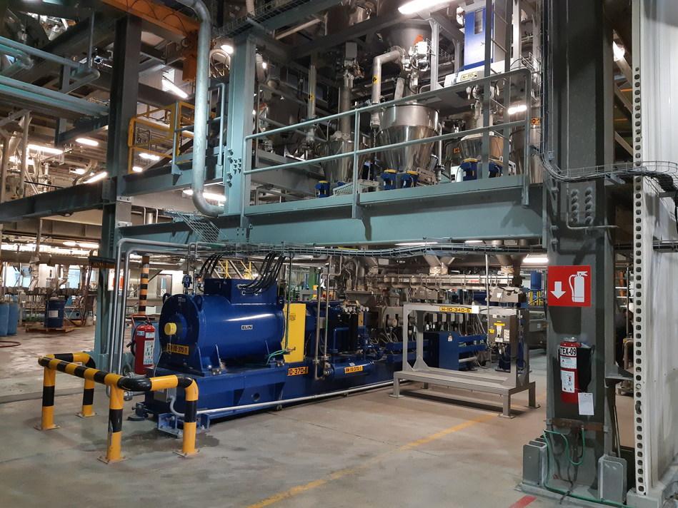 Foto Sitio Altamira de BASF - Planta de Plásticos de Ingeniería 2019